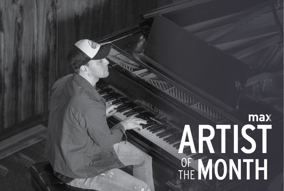 MAX Artist of the Month | Gavin DeGraw