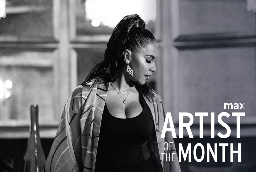 Teedra Moses | MAX Artist of the Month