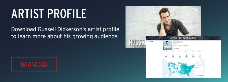 Russell Dickerson | Artist Profile