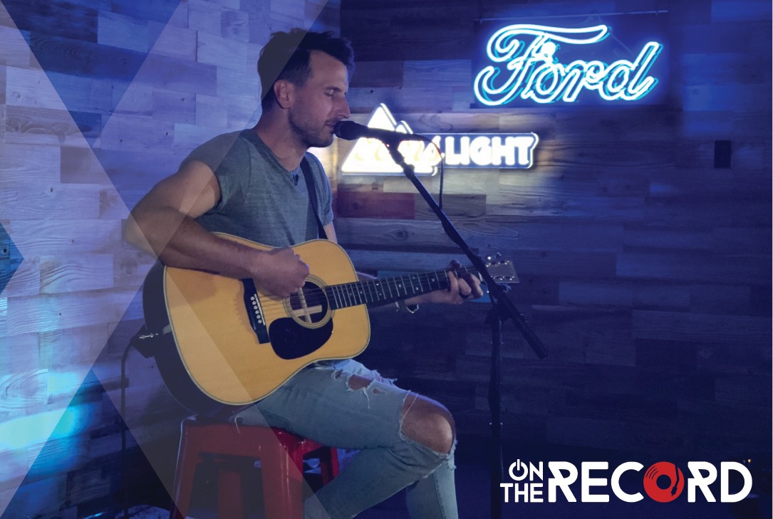 Russell Dickerson | On The Record | Music Audience Exchange